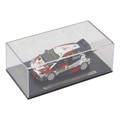 WRC 1:43 Collectors Model Car No. 7 Beperkte editie