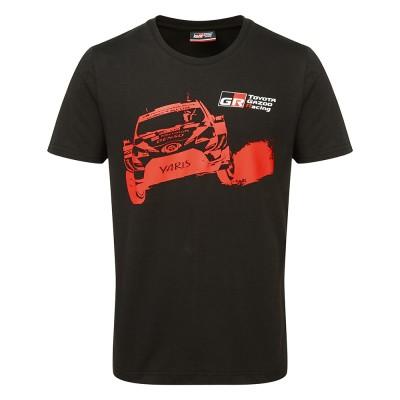 TOYOTA GAZOO raceauto T-shirt