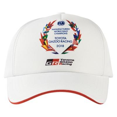 TOYOTA GAZOO Racing winnaarspet