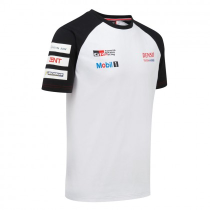 TOYOTA GAZOO Racing-team-t-shirt voor heren