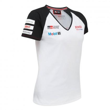 TOYOTA GAZOO Racing-team-t-shirt voor dames