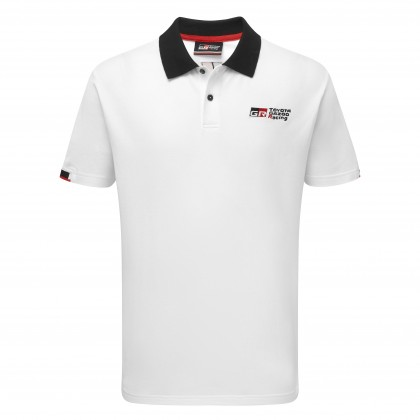 TGR 18-polo voor mannen wit