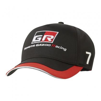 TOYOTA GAZOO Racing WEC Racestuurkap nr. 7