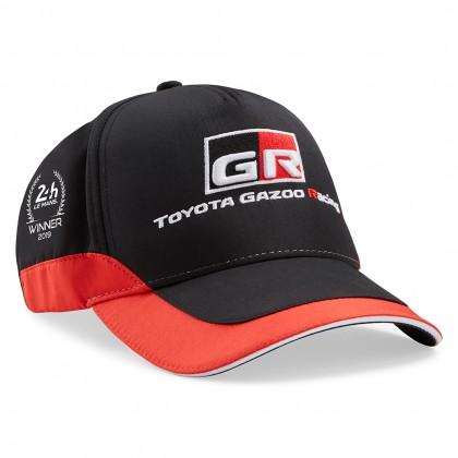 """TOYOTA GAZOO Racing Pet met ontwerp """"winnaar in Le Mans"""""""