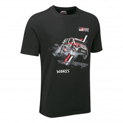 WRC 18-Car T-shirt voor heren