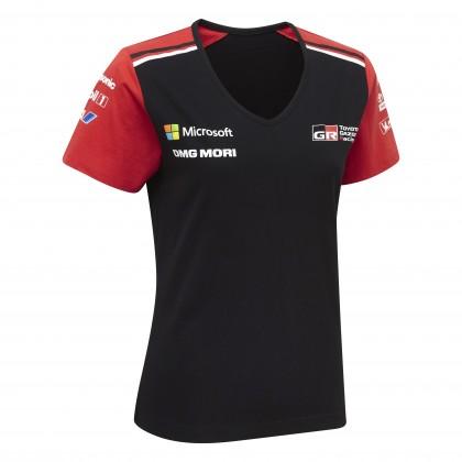 WRC 18-team T-shirt voor dames