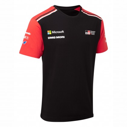 WRC 18-team T-shirt voor heren