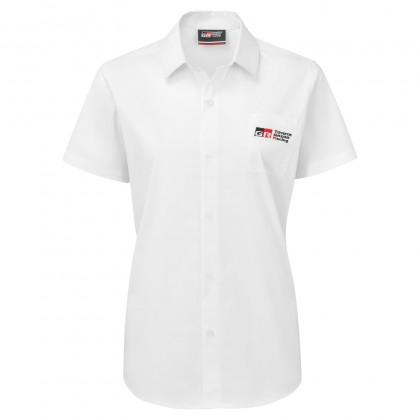 TOYOTA GAZOO Racing Lifestyle damesshirt met korte mouwen