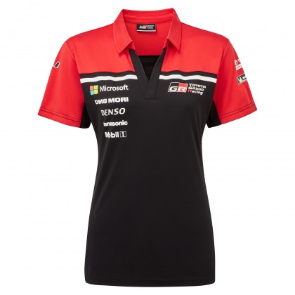 TOYOTA GAZOO Racing Team Polo Shirt voor dames