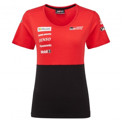 TOYOTA GAZOO Racing Teamt-shirt dames