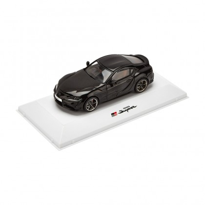 Supra zwarte modelauto 1:43