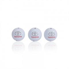 Set van 3 golfballen