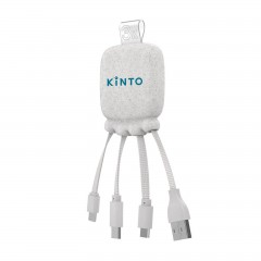 Kinto Powerbank/kabel van tarwestro