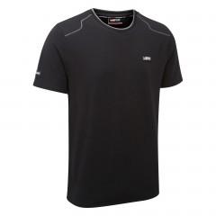 TOYOTA GAZOO Racing Lifestyle klassiek mannent-shirt zwart