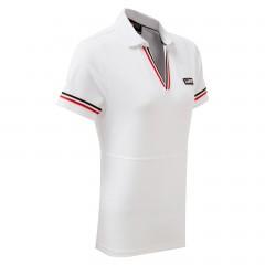 TOYOTA GAZOO Racing Lifestyle Poloshirt dames wit