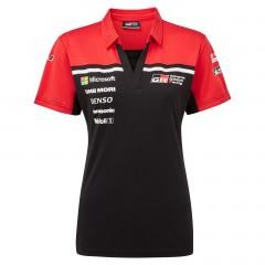 TOYOTA GAZOO Racing Team Polo Shirt voor dames