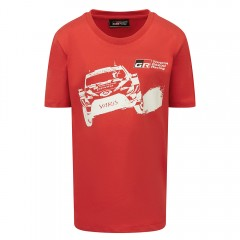 TOYOTA GAZOO Racingauto kindert-shirt