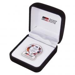 TOYOTA GAZOO Racing Winnende pin