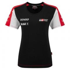 Team T-shirt voor dames