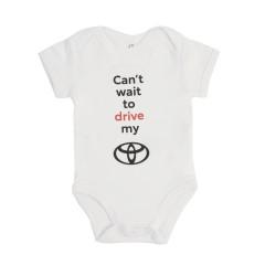 Babybody 0-3 maanden